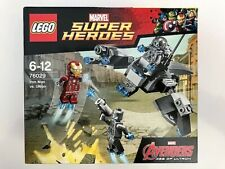 Lego Marvel Super Heroes 76029 IRON MAN VS. ULTRON Mark 45 Unopened BNISB
