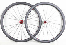 Sapim CX-RAY Carbon Clincher Wheelset 700C 38mm Novatec 3k Road Bicycle Matt 11s