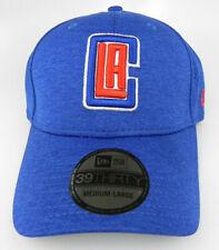 LOS ANGELES CLIPPERS L.A. NBA NEW ERA 39THIRTY FLEX M/L ROYAL HAT CAP NWT! 3930