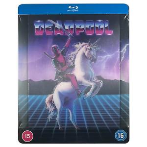 Deadpool Blu-Ray Lenticular Steelbook - UK Release Limited Edition