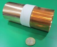 """110 Copper Shim, Soft Annealed .004"""" Thick x 6.0"""" Wide x 50"""" Length"""