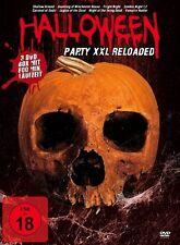 8 HALLOWEEN PARTY XXL Living Dead ZOMBIE NIGHT Vampire Hunter FRIGHT Box DVD