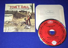 RARE Tom T Hall In Search of a Song CD MINI LP NR MINT Hip-O Select Mercury