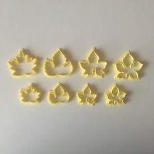 Foglie Vite Set 8 Pezzi Formine Per Pdz Cookie Cutter