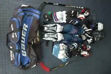 ice hockey gear