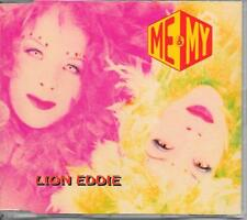 ME & MY - Lion Eddie CDM 4TR BUBBLEGUM Eurodance 1996