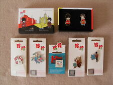 7 London 2012 Olympic Limited Edition Pin Badges - Beefeater / Queen's Guard