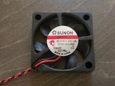 Sunon Maglev Mini Fan 5v DC 0.56W MC30060V1-000C-A99