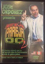 José Ordóñez presenta: Em Pareja Do.2 Humor Para Toda La Familia Dvd