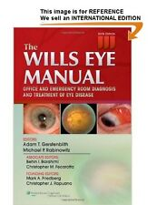 The Wills Eye Manual: Office and Emergency Room Diagnosis(Int' Ed Paperback)6ed