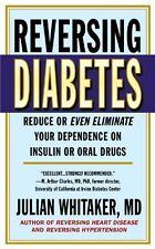 Reversing Diabetes by Julian Whitaker