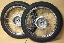 2x Simson Komplettrad S51 Schwalbe Star Rad Stahlfelge Heidenau K36 Rad Felge