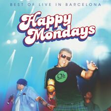 Happy Mondays(Vinyl LP)Best of Live In Barcelona-Secret-SECLP185-EU-2018-M/M