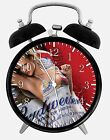 """Sexy Beer Girl Alarm Desk Clock 3.75"""" Home or Office Decor W248 Nice For Gift"""