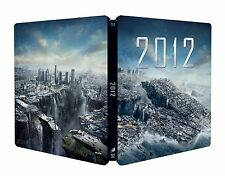 2012 - Limited Edition Steelbook (Blu-ray) BRAND NEW!!