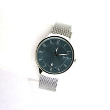 Skagen SKW6521 Grenen Date Stainless Steel Band Analog Quartz 2-Hand Watch