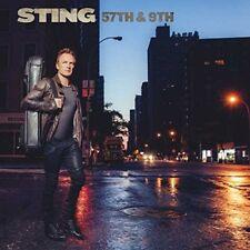 Sting - 57TH & 9TH (Audio CD - Nov 11, 2016) NEW