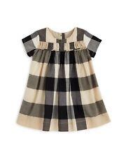 2018 Burberry Girls  Ariadne Check Dress 3Y $185 NEW