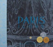 LIVRE NEUF : PARIS ICONS (photographie,photo d'art)