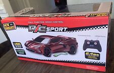 2020 C8 Corvette New Bright - Remote Controlled Car Long Beach Red Lot