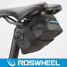 Roswheel Outdoor Cycling Riding MTB Bike Saddle Bag Bicycle Back Seat Tail Pouch