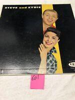 Steve And Eydie (1960) Vinyl LP Album