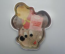 Wilton Disney MICKEY MOUSE Band Leader Cake Pan Mold with Insert