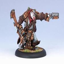 BNIB Warmachine hordes-trollblood Grim Angus