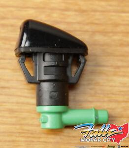 2011-2021 Jeep Grand Cherokee Windshield Washer Fluid Nozzle Mopar OEM