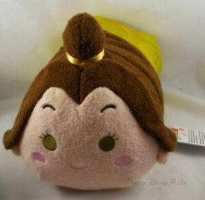 """New Disney Store Exclusive Medium Tsum Tsum Beauty and the Beast Belle Plush 11"""""""