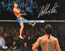 Anthony Pettis Signed UFC 11x14 Photo PSA/DNA COA 185 181 164 Picture Autograph