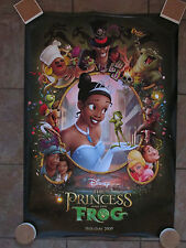 The Princess and the Frog Movie Poster - Double-sided One Sheet 2009