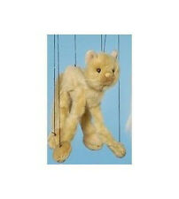 """16"""" PERSIAN CAT Marionette #WB373 ~Easy to Operate! FREE SHIP/USA Sunny Puppets"""