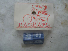 ABA VALVE CAPS NOS 80 S BMX CRUISER FREESTYLE RACING WHEELS ARAYA COMPETITION 3