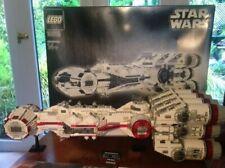 Star Wars Lego 10019: Rebel Blockade Runner 100% Complete & Excellent Box