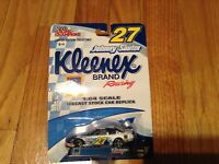 Racing Champions  NASCAR Collectible 1996 1:64 Scale Die Cast Cab Kleenex Racing Racing Team Transporter Tim Fedawa #40