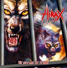 Hirax - The New Age Of Terror Cassette Tape - Sealed - NEW COPY