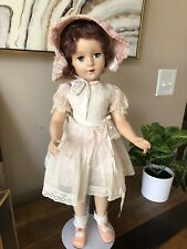 American Character Doll early SWEET SUE Beautiful with deep auburn mohair wig