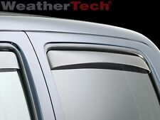 WeatherTech Side Window Deflectors for Toyota Tacoma Double Cab 2005-2015 -81389