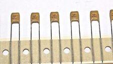 5 pieces NEW PHILIPS 1uf 50v Ceramic Capacitor Radial