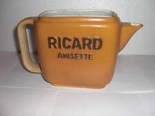 RARE ANCIEN PICHET RICARD ANISETTE BEC DROIT / PASTIS / BAR / BISTROT