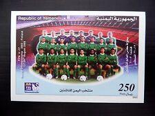 YEMEN 2003 Football M/Sheet MS276 U/M FP9782