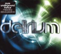 DELERIUM various (2X CD, compilation, mixed, 2007, Ministry of Sound) trance