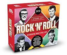 Stars Of Rock N Roll (2014, CD NUEVO)3 DISC SET