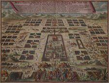 Hütten des Stiffts - Mischkan, Israel, Tabernacle - Fleischmann 1708 - Original