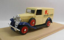 Voitures, camions et fourgons miniatures multicolores Eligor