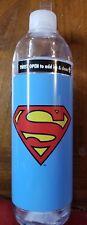 DC Comics: Superman: Logo: Water Bottle
