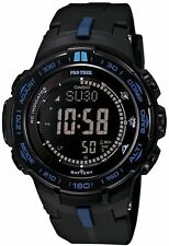 Casio PROTREK PRW-3100Y-1JF Slim Line Triple Sensor Ver.3 from Japan New in Box