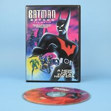 Batman Beyond The Movie Animated Series DVD - Features Episodes from Season 1