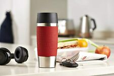 Tefal Reusable Thermal Travel Cup 500ml Grande Size Quick Press Red/Blue/Black